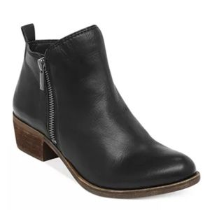 Lucky Brand Women's Basel Booties - Black